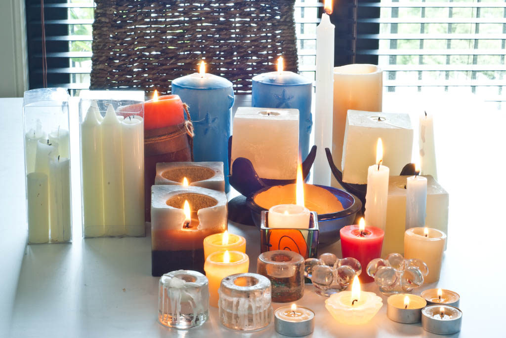 Day 15 – Candle decluttering