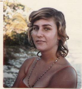 Suzanne Perazzini in Fiji