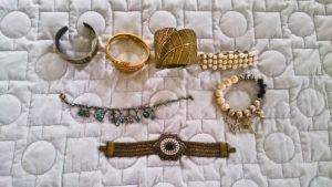 Bracelets kept