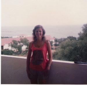 Suzanne Perazzini in Italy