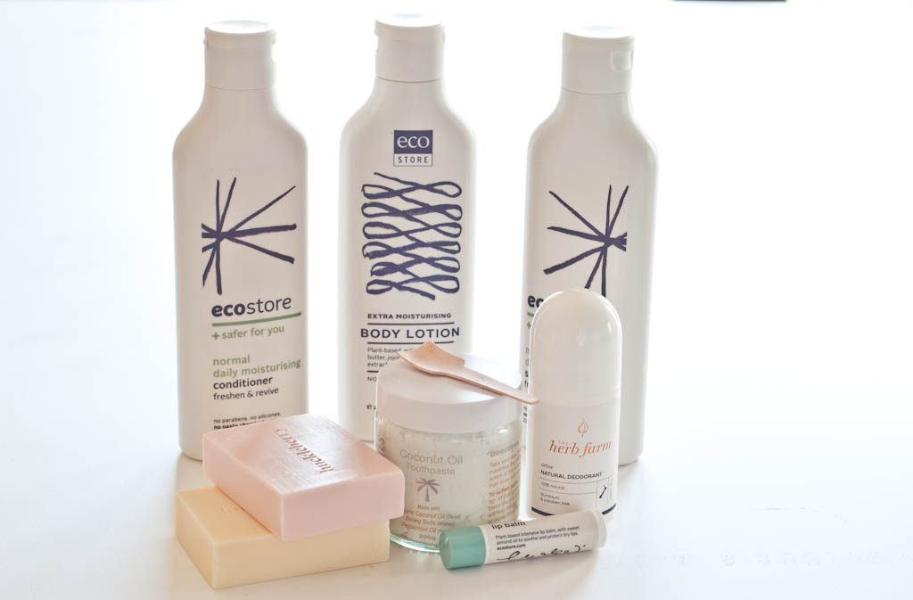 Day 26 – Eco-Friendly Toiletries