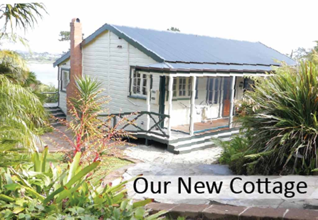 Our new cottage