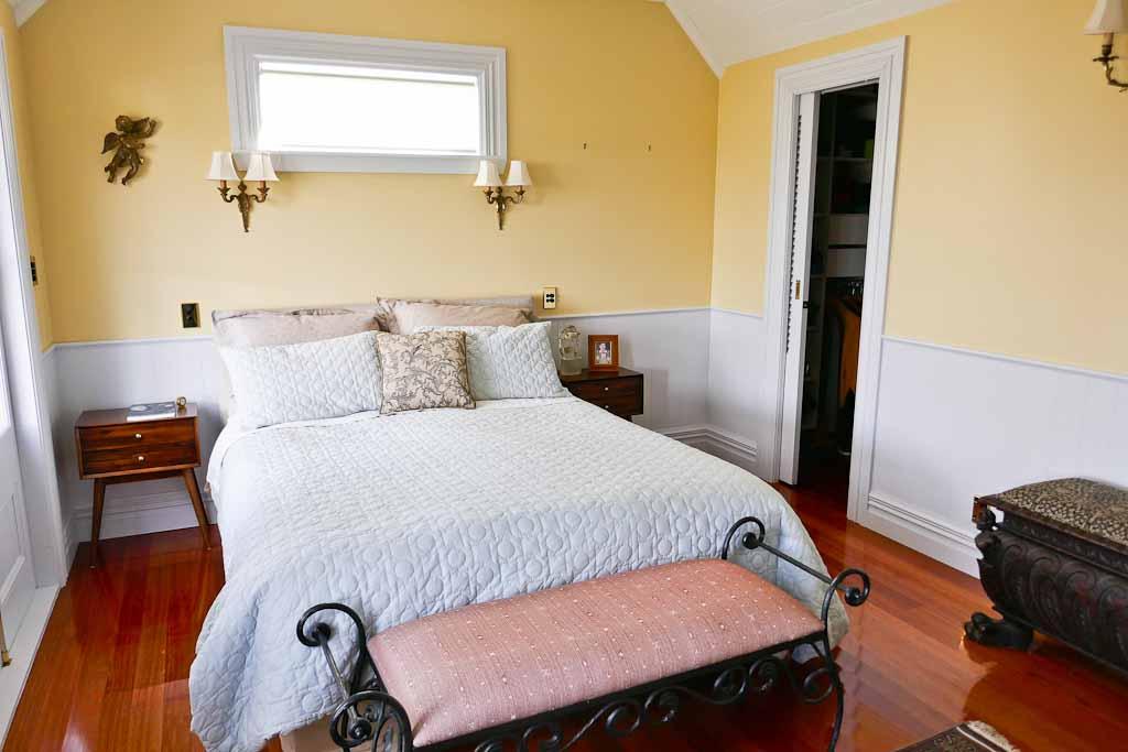 Cottage bedroom before makeover